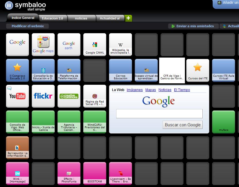 Aplicación_Symbaloo