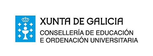Resultado de imagen de logo conselleria de educacion xunta de galicia