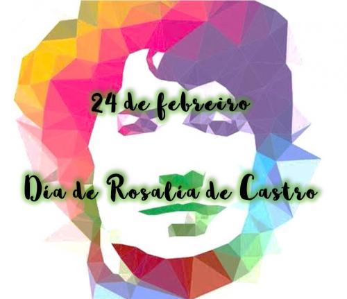 24 de febreiro. Día de Rosalía de Castro