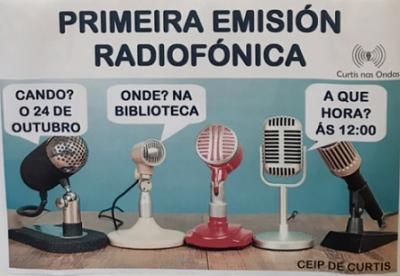 Emisión radiofónica