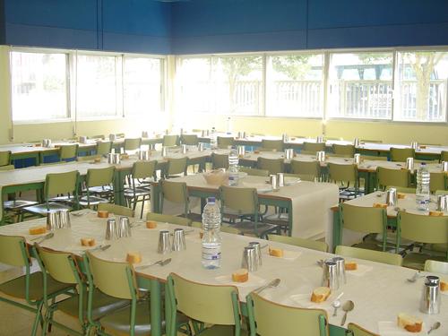 Comedor escolar ceip gregorio sanz - Comedores escolares xunta ...