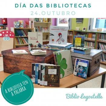 Día das bibliotecas