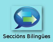 logo do programa de seccións bilingües