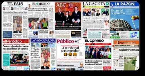 Semana da prensa