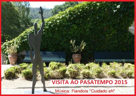VISITA AO PARQUE DO PASATEMPO