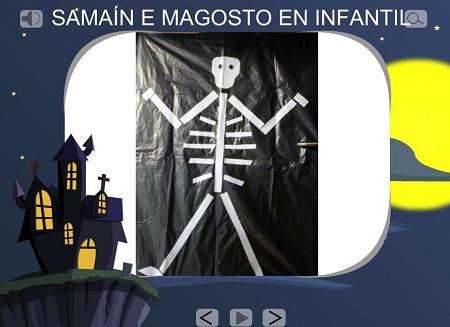 SAMAÍN E MAGOSTO EN INFANTIL