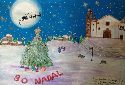 CONCURSO DE NADAL.cartel gañador