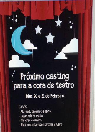 casting e teatro