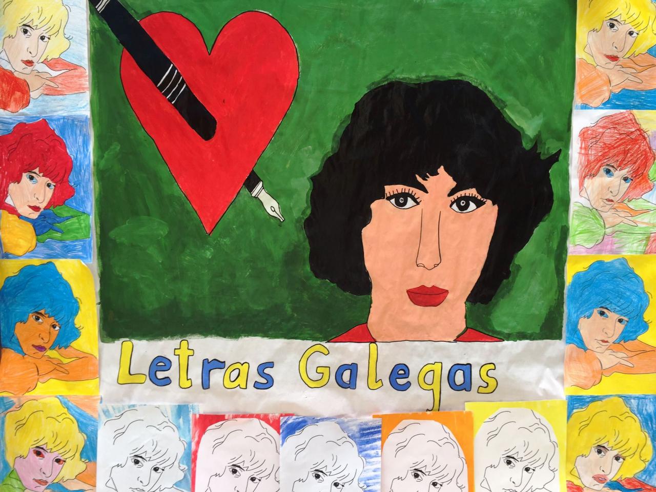 retratos Xela Arias