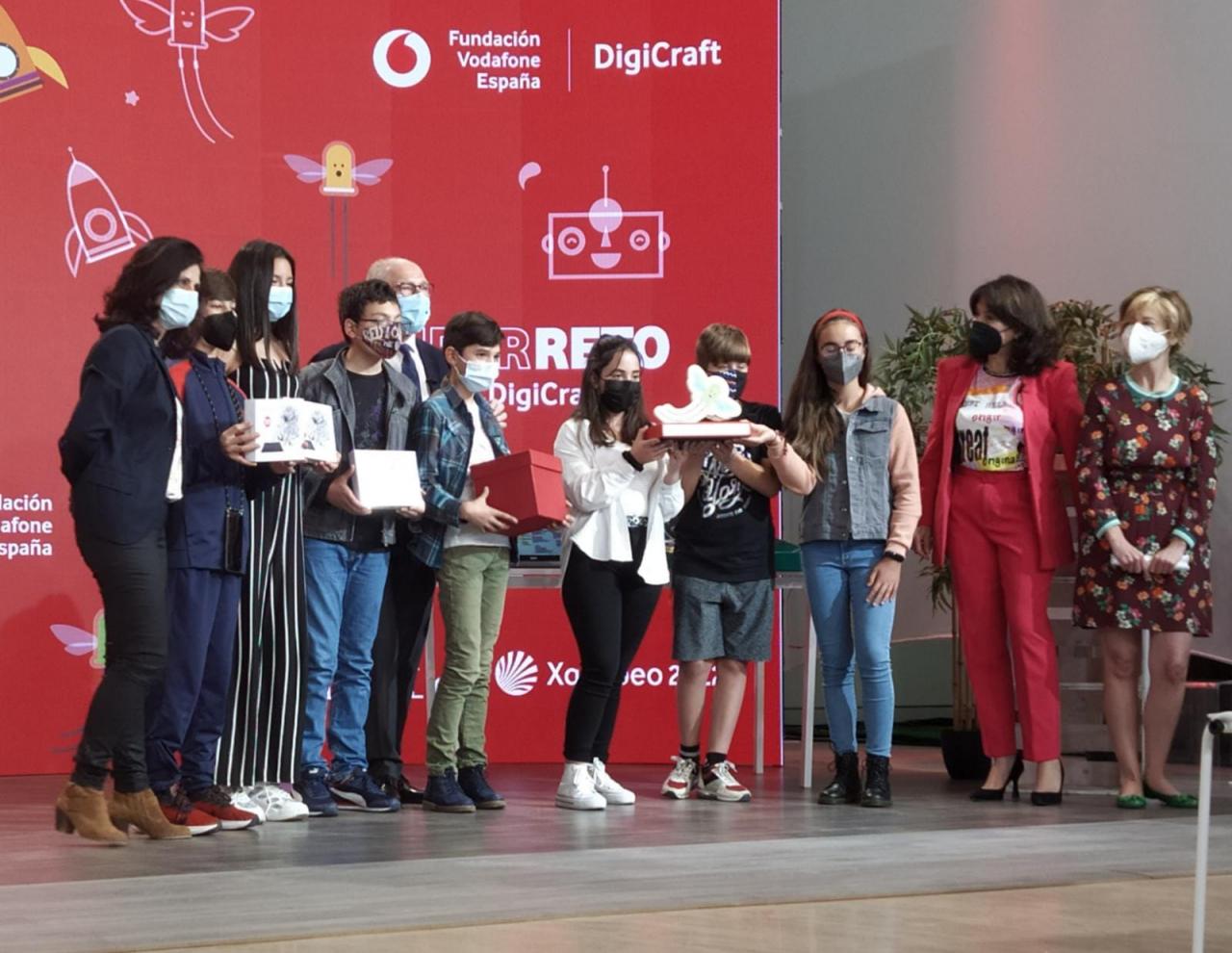 22/06 Entrega de premios en Santiago