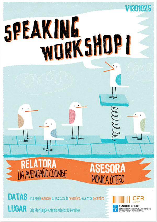 Speaking workshop I