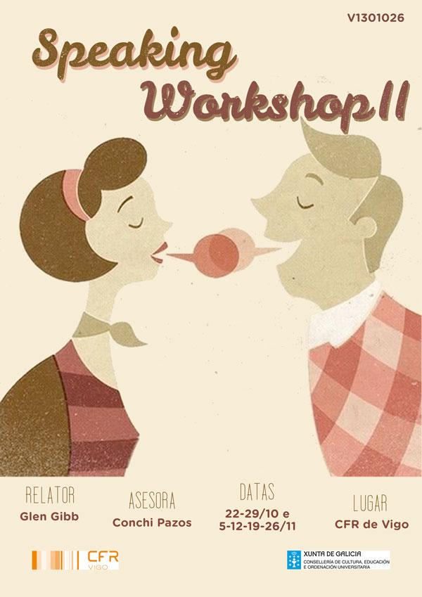 Speaking Workshop II