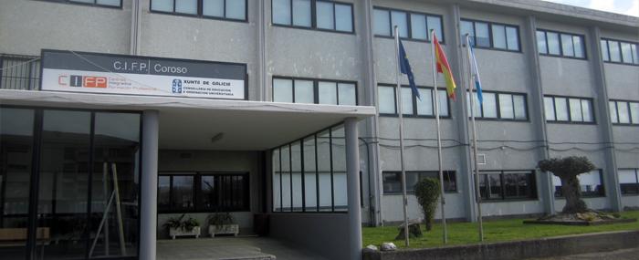 Exteriores do Centro Novo