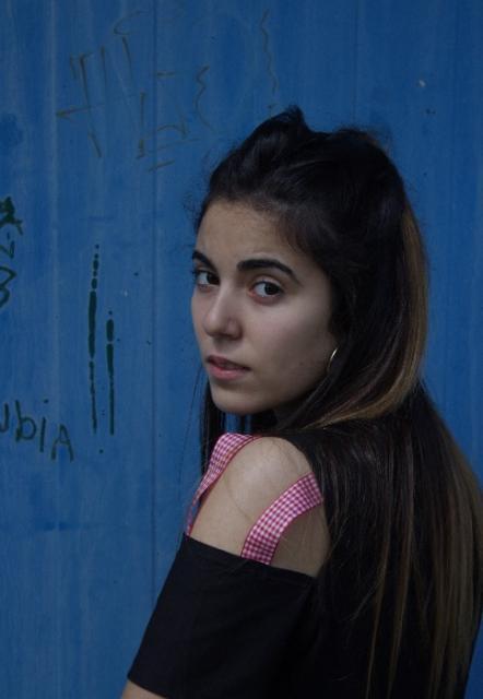 fotos téxtil IES audiovisual Vigo