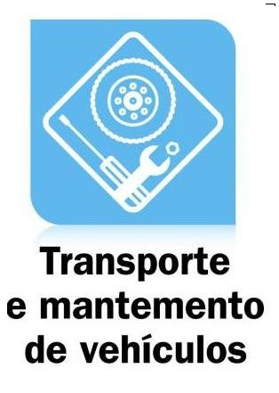 Transporte e mantemento de vehículos