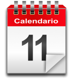 Calendario profesorado registrado
