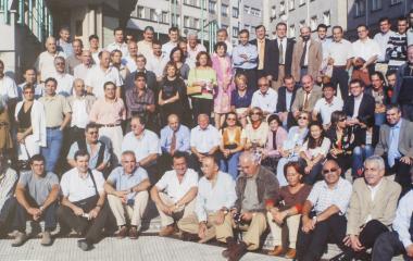Historia do CIFP A Xunqueira: 25 aniversario