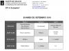 Probas extraordinarias de setembro curso 2015/16
