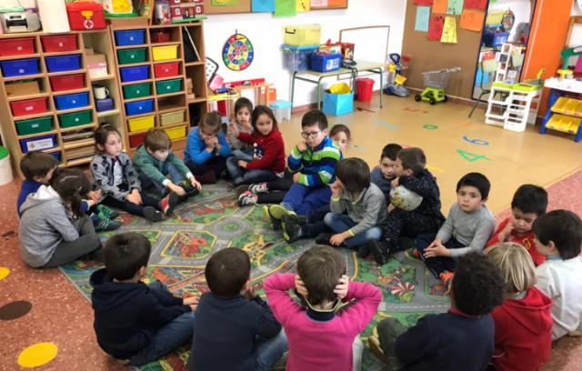 Dinámicas de aprendizaxe cooperativo