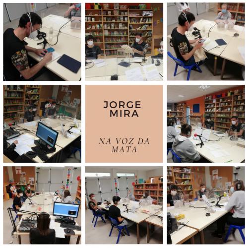 Jorge Mira radio