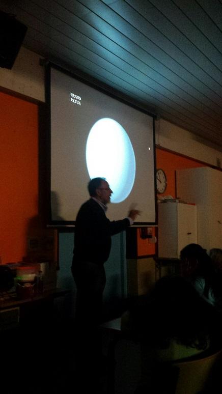 Paulino Gasalla e unha viaxe espacial