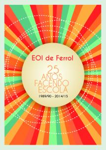 """5 aniversario da EOI Ferrol"