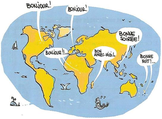 Rencontres francophones