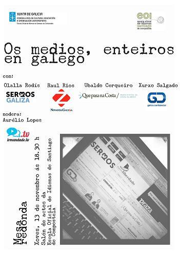 Medios en galego