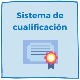 Sistema de cualificación