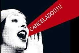 Cancelado!