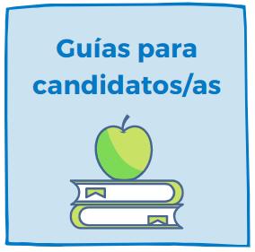 Guías para as persoas candidatas