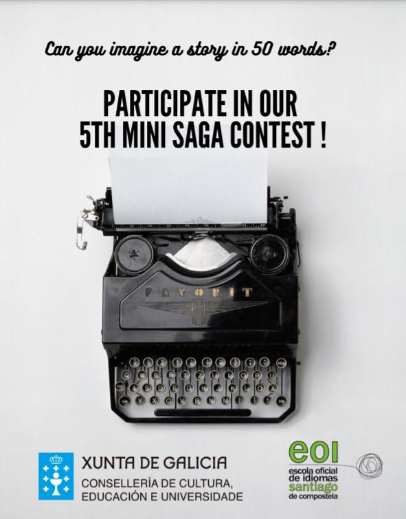 Mini Saga Contest