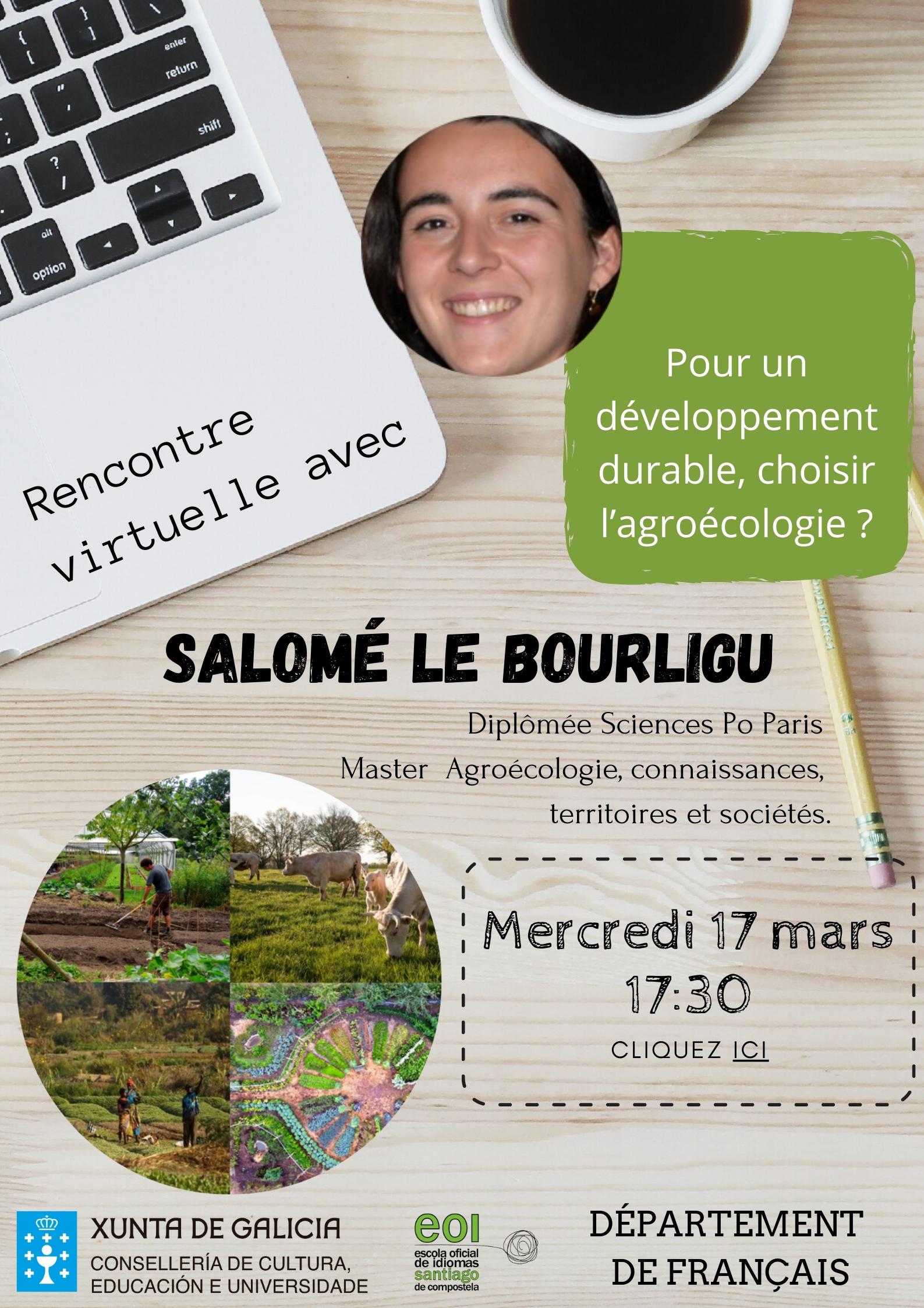 Salomé Le Bourligu