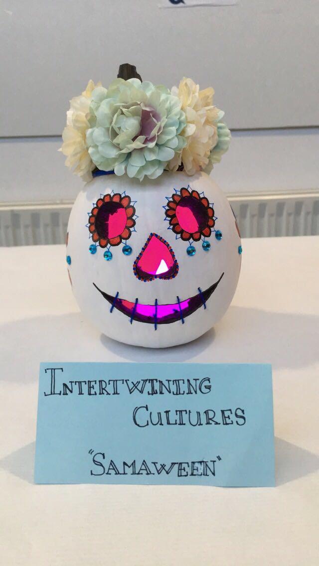 Pumpkin Carving Contest Winner