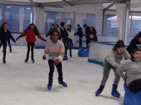 Patinaxe en xeo