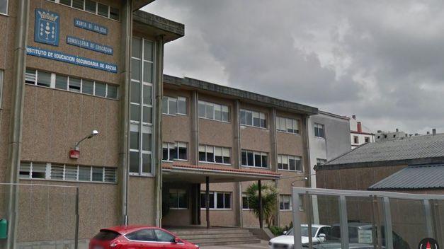 Foto da fachada do instituto