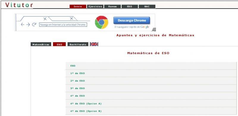 Páginas Web interesantes para el estudio de las Matemáticas | IES ...