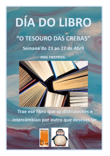 cartel dia do libro 2018