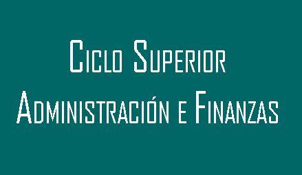Presentación Administración y finanzas