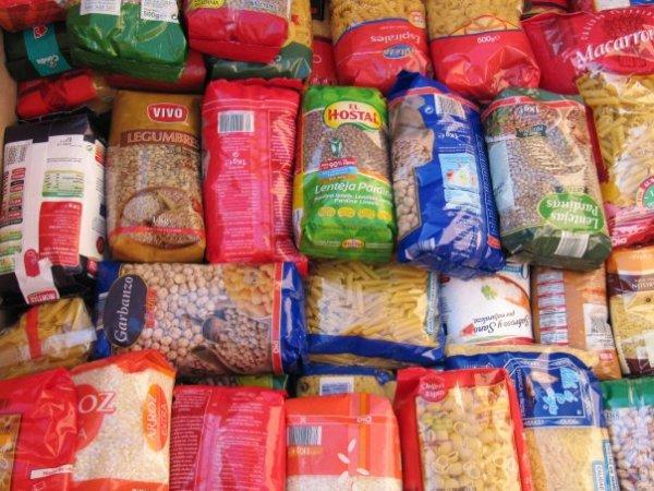 recollida alimentos