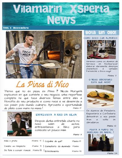 XA ESTÁ AQUÍ!!! 1ª Edición do Vilamarín Xsperta News