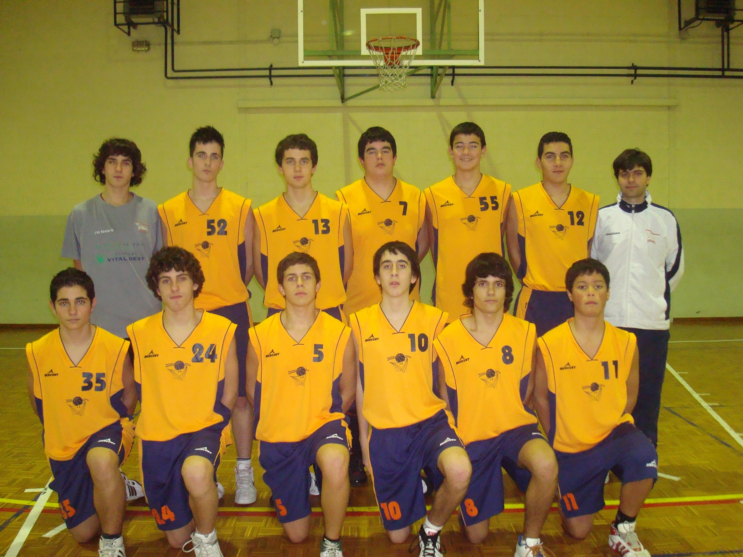 Baloncesto Ies Eduardo Blanco Amor