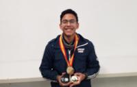 Anderson coas medallas