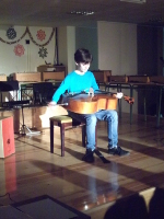 Xan ao violoncelo