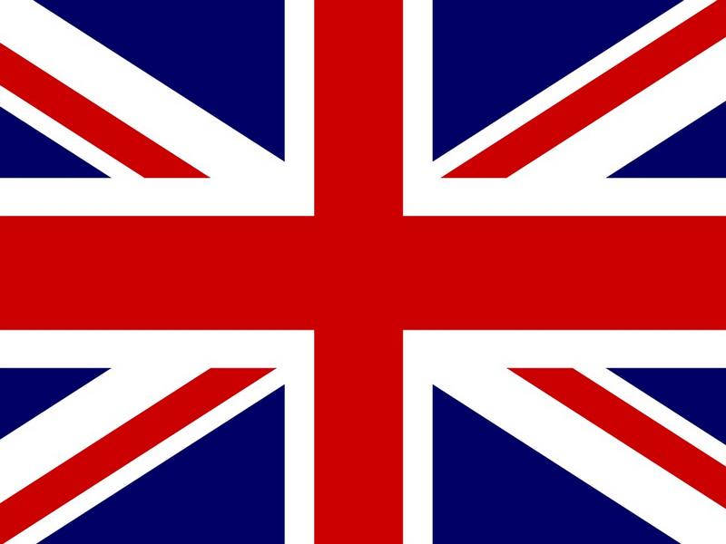 Bandeira británica