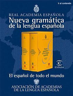 La Nueva Gramática De La Lengua Española Ies Escolas Proval