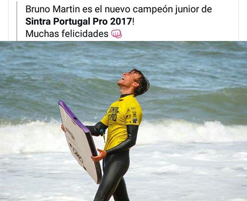 Bruno Martín