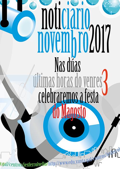 Noticiario novembro 2017