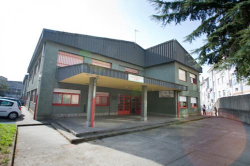 Entrada IES Ferrol Vello