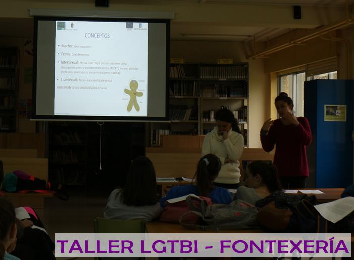 Taller LGBTI